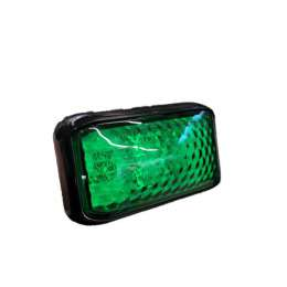 Indikeringslampa LED grön