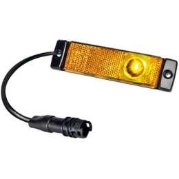 Positionsljus LED H/V orange