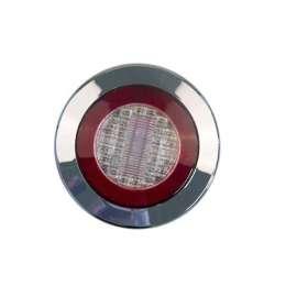 Backljus rund LED med reflex