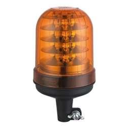 Varningsljus rot. LED stång mont.